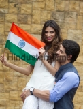 Exclusive Profile Shoot Of Bollywood Young Actors Athiya Shetty And Sooraj Pancholi
