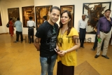 Art Exhibition Of Artist Simran KS Lamba