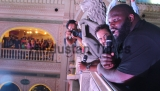WWE Professional Wrestler Mark Henry Visits India