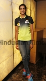 Profile Shoot Of Badminton Player PV Sindhu