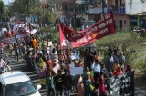 Protests On 31st Anniversary Of Bhopal Gas Tragedy