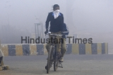 Foggy Weather In Delhi/NCR