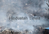 Massive Fire Breaks Out In Mumbai's Kandivali Slum, Destroys Around 1000 Slum Homes