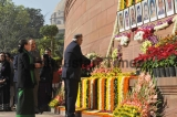 Nation Pays Tribute On 14th Anniversary Of Parliament Terror Attack