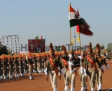 SSB Convocation Parade In Bhopal