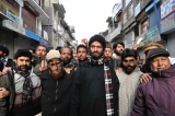 Protest Against VDC In Srinagar