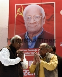 Condolence Meeting Of CPI Leader AB Bardhan