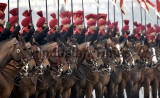 Beating Retreat Ceremony Rehearsal