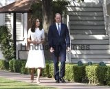 Prince William And Kate Middleton Visit Gandhi Smiriti