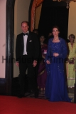 British Royals Visit: Prince William, Kate Middleton Attend Bollywood Inspired Charity Gala Dinner