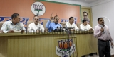 Delhi BJP Press Conference On Corruption In AAP Government