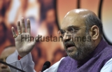 BJP National President Amit Shah Address Press Conference On Two Years Of Modi Government