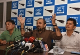 AAP Press Conference On Office Of Profit Issue