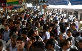 Mumbai Train Services Affected Due To Monsoon Rains