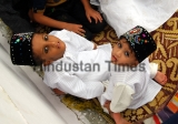 Muslims Celebrate Eid In India
