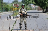 Curfew And Protests In Kashmir
