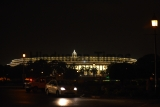Illuminated President House For Independence Day