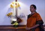 Meeting Of US Secretary Of Commerce Penny Pritzker And Indian Commerce And Industry Minister Nirmala Sitharaman