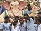 Preparation Of Ganesh Chaturthi Festival