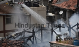 Fire Breaks Out At Residential Building In Mazgaon