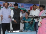 Maharashtra CM Devendra Fadnavis Distributes 2500 Gas Stoves To The Needy In Mumbai