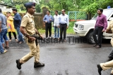 Uran Terror Alert: Search Operation On After School Kids Spotted Suspicious Men