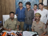 Ghaziabad Police Arrest Most Wanted Shooters Of Anil Dujana Gang
