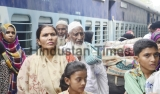 Passengers Of Samjhauta Express Arrives At Attari Railway Station From Pakistan
