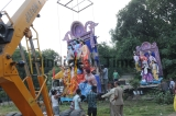 Preparations For Navratri Festival