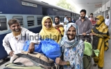 Passengers Of Samjhauta Express Train From Lahore Arrive At Amritsar
