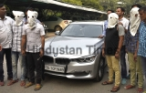 Delhi Police Crime Branch Arrested Four Men For Kidnapping Youth