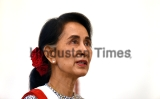 Myanmar State Counselor Aung San Suu Kyi India Visit