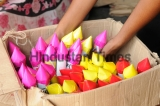 Workers Make Fire Crackers At Factories