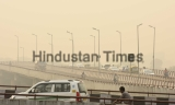 Smog In Capital As Air Quality Plummets Again