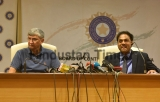 Press Conference Of BCCI To Declare India's Test Team Against England