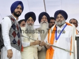Deputy Chief Minister Of Punjab Sukhbir Singh Badal Inaugurates Cycle Valley In Ludhiana