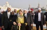 Iranian Foreign Minister Mohammad Javad Zarif Visits Golden Temple
