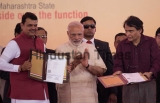 Prime Minister Narendra Modi Lays Foundation Stone For 1.06 Lakh Cr Worth Of Infra Projects Including Shi Smarak In Mumbai