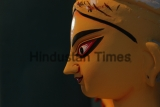 Durga Puja Festival Stock Photo