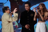 Hollywood Actor Jackie Chan In India To Promote Kung Fu Yoga