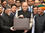 Union Finance Minister Arun Jaitley Presents General Budget 2017