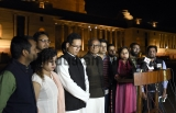 Congress And Students Delegation Meets President Over JNU Admission Policy