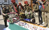 Nowhatta Grenade Attack: Wreath Laying Ceremony Of Constable Shamsuddin