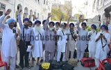 Sikh Pilgrims Leaving For Pakistan On Special Train From Amritsar
