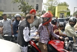 Union Minister and BJP leader Vijay Goel Campaigns For MCD Elections
