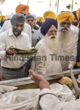 Canada Defence Minister Harjit Singh Sajjan Pays Obeisance At Golden Temple