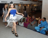 Trangenders  Walk On Ramp On Transgender Day