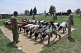 Kashmiri Youth Turn Up In J&K Police Recruitment Drive