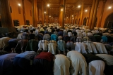 Indian Muslims Offer Final Friday Prayers Of Ramadan Month