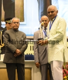 President Pranab Mukherjee Present IIM Lucknow National Leadership Awards 2017